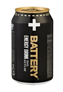 Battery energetinis gėrimas