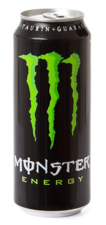 Monster energetinis gėrimas